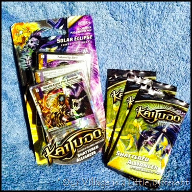 Kaijudo Shattered Dimensions Cards