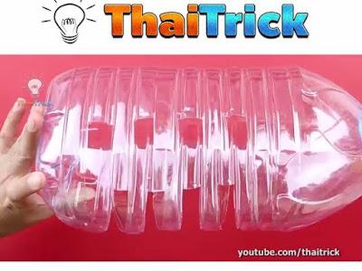 Những công dụng tuyệt vời của những chiếc chai nhựa y