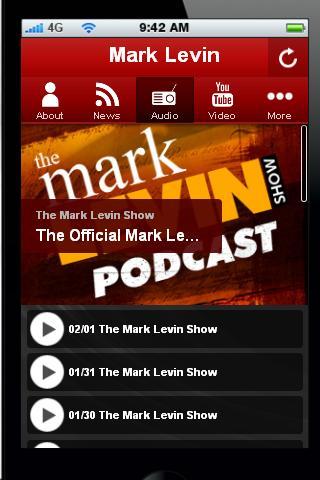 Mark Levin - screenshot