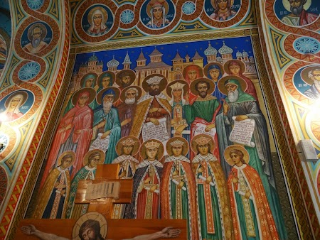 Constantin Brancoveanu - Catedrala Chisinau