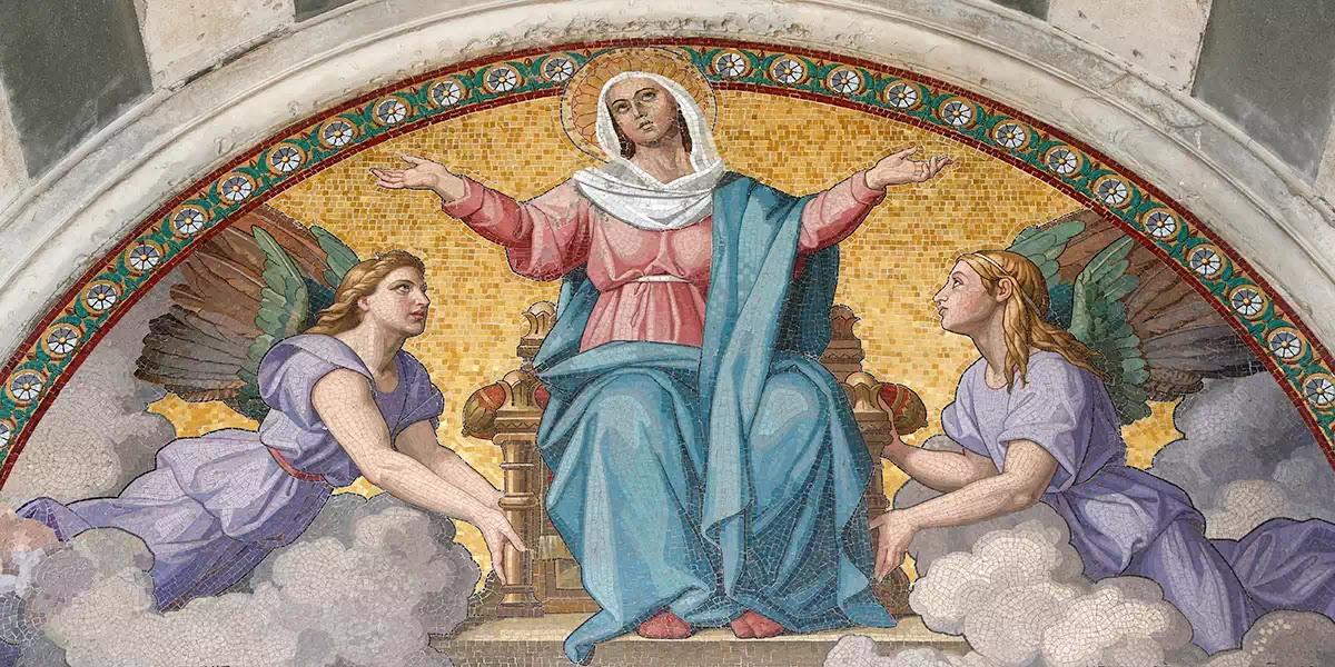 Đức Mẹ bảo vệ các con cái của Người ra sao trước tất cả những ác tà