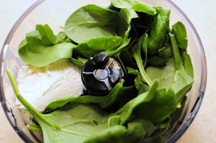 Spinach Pasta 03