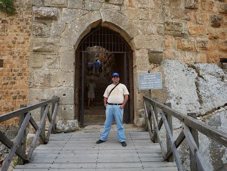 Obiective turistice Iordania: cetatea Ajloun