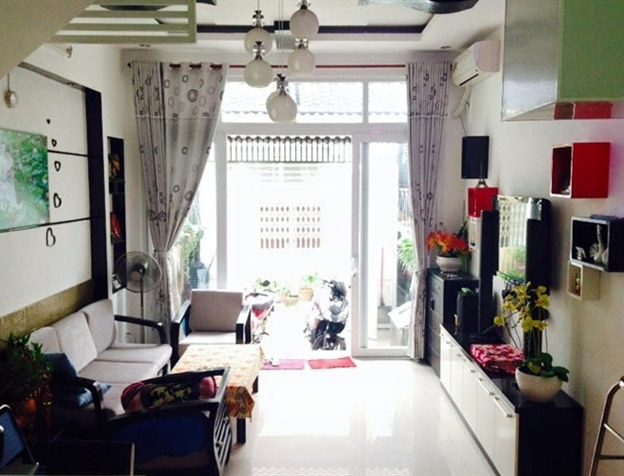 Bán Nhà Mặt Phố Đường Lê Vĩnh Hòa Phường Phú Thạnh Quận Tân Phú 02