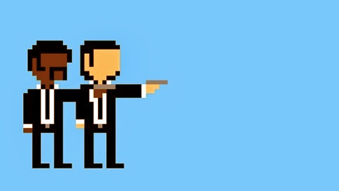 Divertida animación de Pulp Fiction en 8 bits [Video]