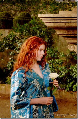 Rachel Hurd Wood in Perfume