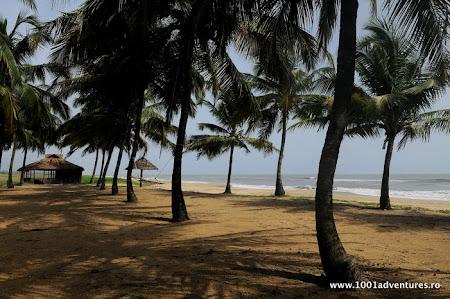 Vacanta Kerala: Plaja Bekal fort - India.