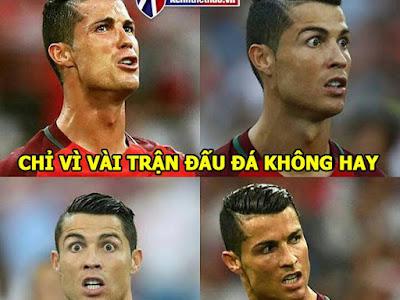 Hãy công bằng hơn với anh ấy cả Ronaldo và Messi đều