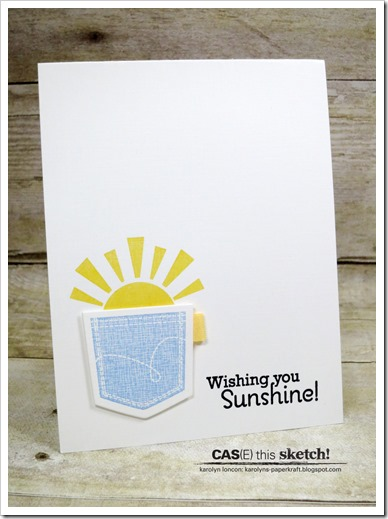 CTS20 - Wishing You Sunshine