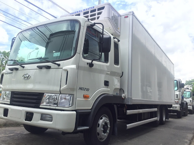 Hyundai HD210 thùng đông lạnh