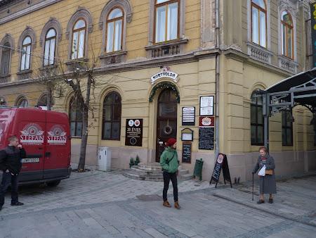 Unde mancam in Ungaria: Restaurant Kortyolda Miskolc