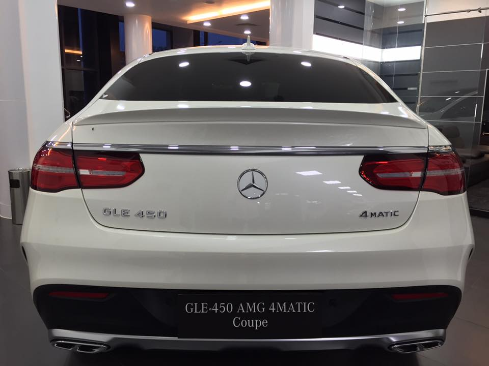 Xe Mercedes Benz GLE 450 AMG Coupe 4Matic 08