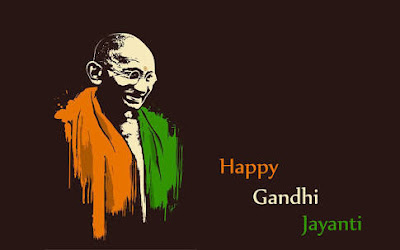 Remembering the Father of the NationWishing One and all a Happy Gandhi Jayanti