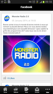 Monster Radio - screenshot thumbnail