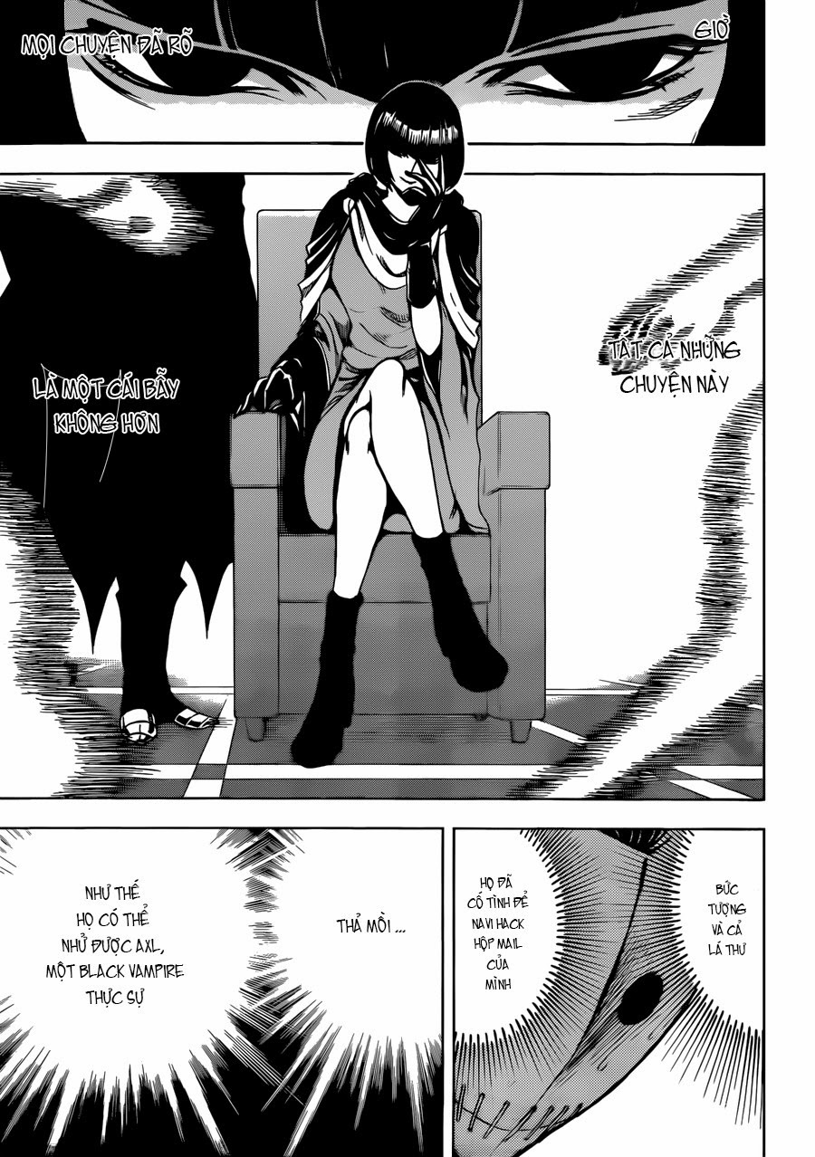 Illegal Rare Chapter 11