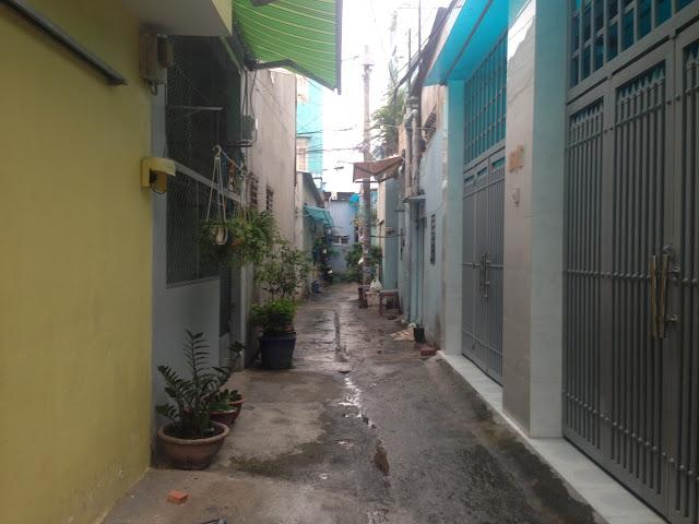 Bán nhà 1 trệt 1 lầu hẻm Kênh Tân Hóa Tân Phú 04