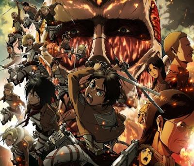 Đại Chiến Người Khổng Lồ Phần 2  Attack On Titan Ss2