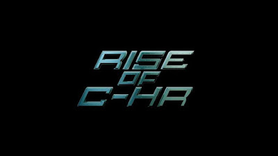 RISE OF CHR The whole city is a playground Power your perception