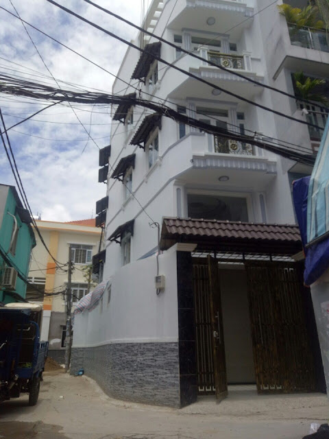 Bán nhà chính chủ Hẻm 220 Hoàng Hoa Thám Quận Bình Thạnh
