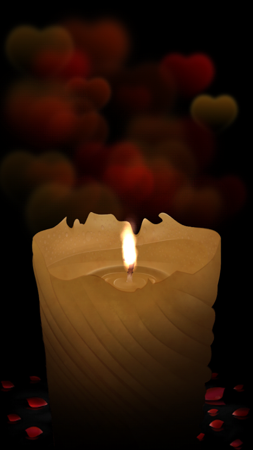 Romantic Candle - screenshot