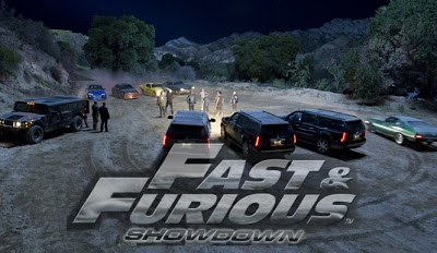 Fast and Furious Showdown Full