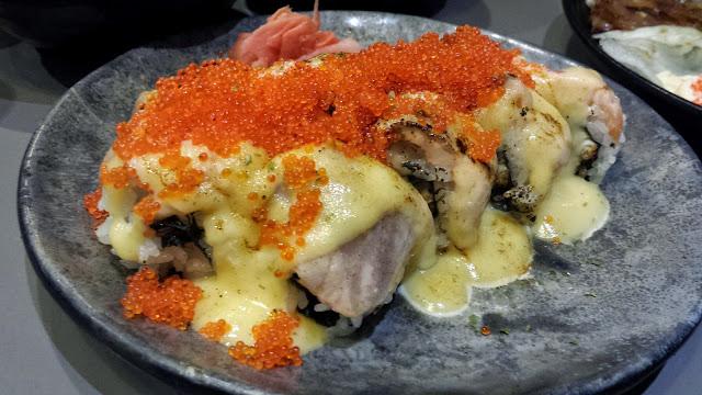Rejoice Sushi Bar Chinese Restaurant Johannesburg