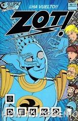 P00016 - Zot! -Los ojos de Dekko 1