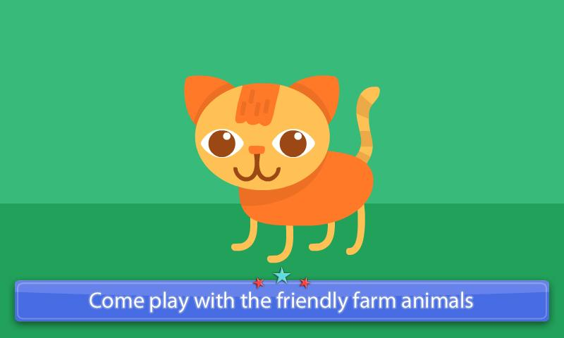 Magic Baby Books Farm Animals - screenshot