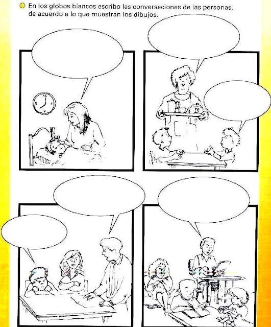 Dibujos Para Producir Textos