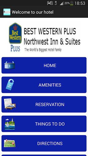 BW PLUS Northwest Inn Suites