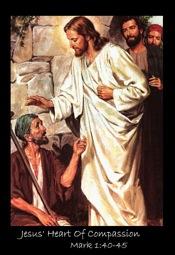 jesus compassion