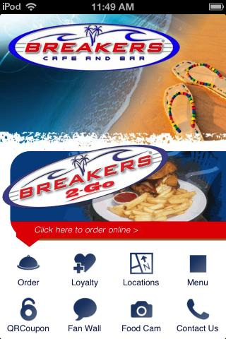 Breakers Cafe Bar