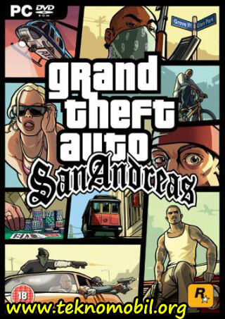 GTA San Andreas Türkiye Full