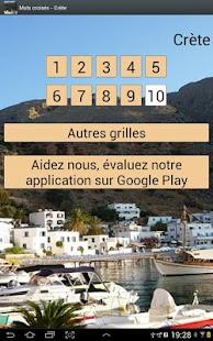 Mots Croisés Crète - náhled