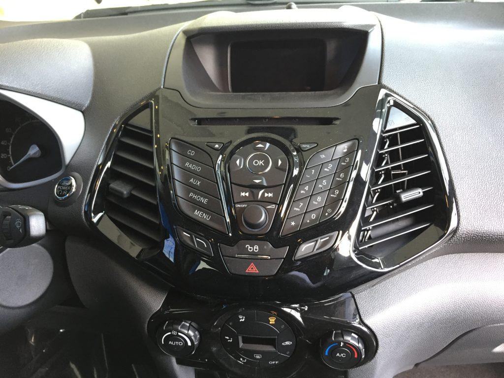 Nội thất xe ô tô Ford EcoSport 05