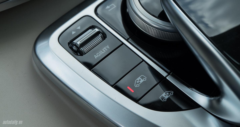 xe Mercedes Benz V250 8 chỗ Máy Xăng 013