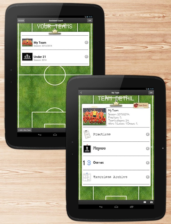 Assistant Coach Soccer- screenshot