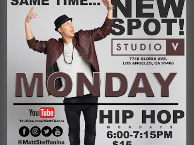 Teaching TOMORROW 6pm in LA See you there