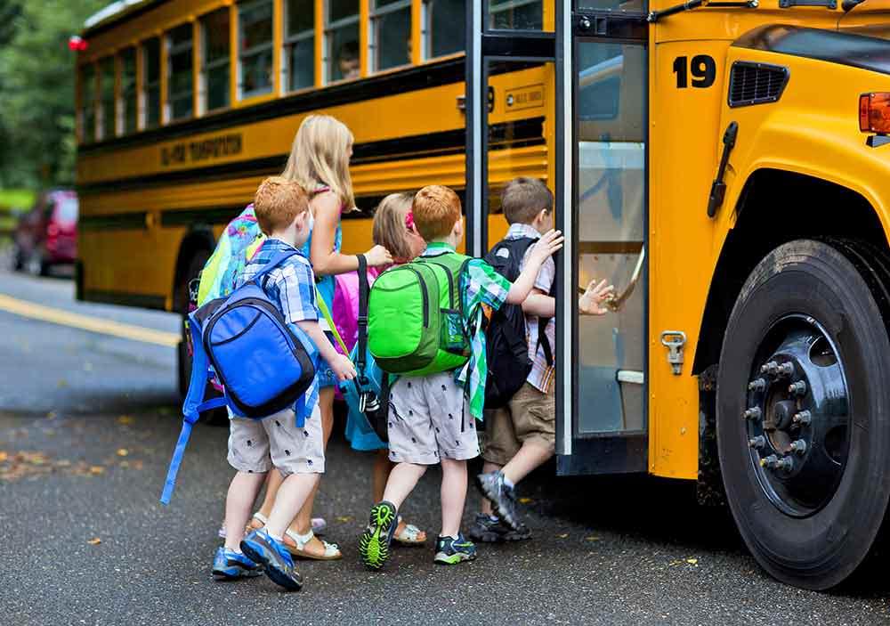 Xe bus trường học