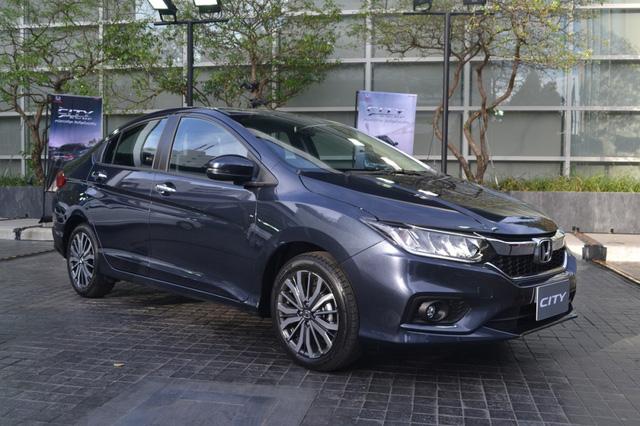 Xe ô tô Honda City 5 Chỗ Nhập Khẩu 01