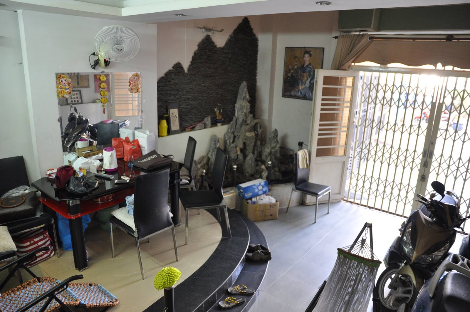 Bán nhà mặt tiền đường Quách Đình Bảo Quận Tân Phú 03