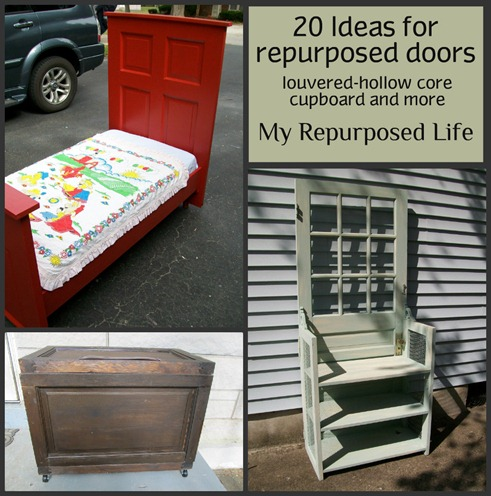 20 ideas for doors