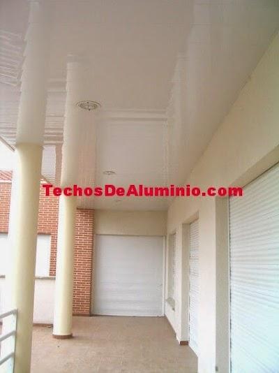 Techos aluminio Petrel