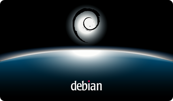 debian-sunrise-blue