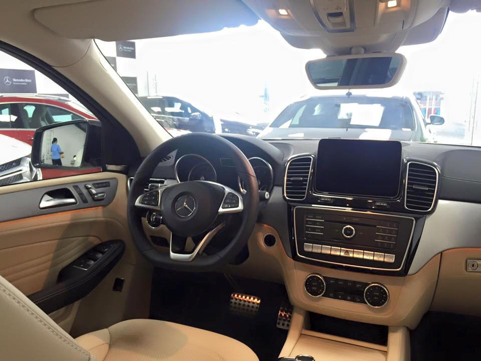Xe Mercedes Benz GLE 450 AMG Coupe 4Matic 010