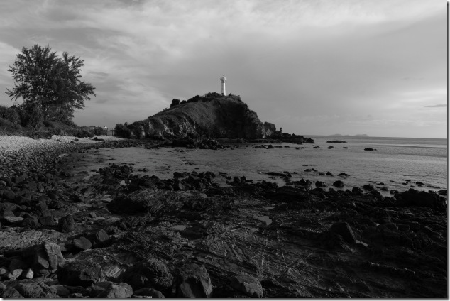 Ko Lanta's oldest lighthouse