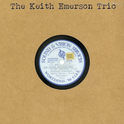 Keyboard Legend Keith Emerson Releases Early 1960's Recordings on CD and Download OUT NOW