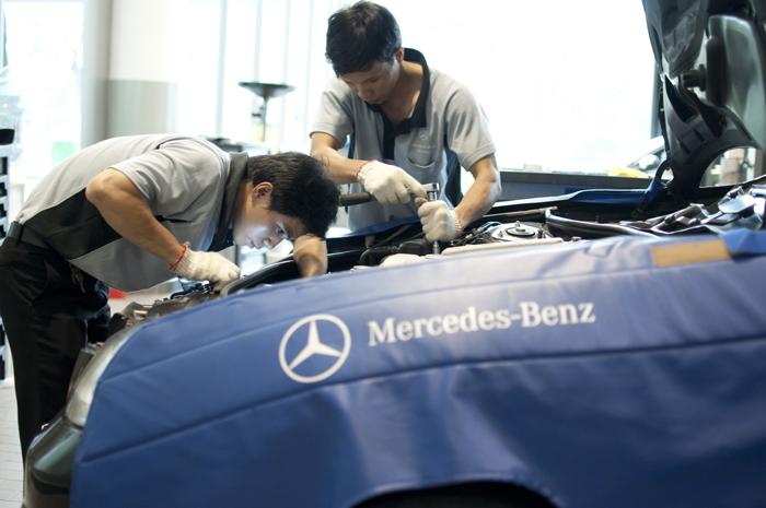 Đại Lý Chính Hãng Mercedes Benz Việt Nam 08