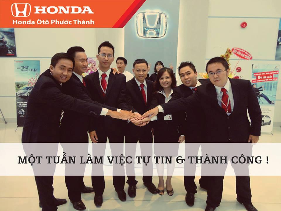 Đại Lý Honda Ô Tô Phước Thành 09
