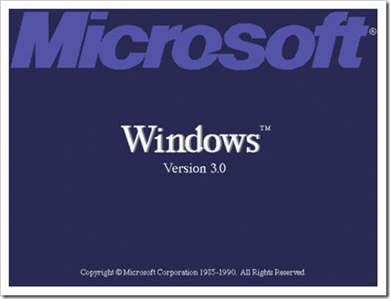 From Windows 1.0 to Windows 7 : Chronological Evolution!
